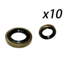 10Sets Oil Seal Oilseal For Stihl MS440 044 Chainsaw 9640 003 1972 9640 003 1320