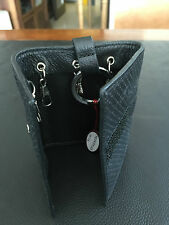 Portachiavi Originale Smart Nero - Black Leather Smart Keyring