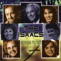 The Isaacs • Increase My Faith CD 1998 Horizon Records