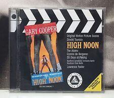 DIMITRI TIOMKIN - HIGH NOON / THE ALAMO / CYRANO DE BERGERAC ... CD LIKE NEW