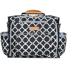 Bateman Bags Sleek City Dweller Convertible Designer Diaper Bag