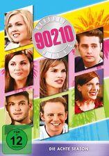 BEVERLY HILLS 90210 S8 (JENNIE GARTH, IAN ZIERING,...)  7 DVD NEU