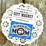Marching Band  MOM Gift MAGNET New in Package DecoWords Made in USA Fridge
