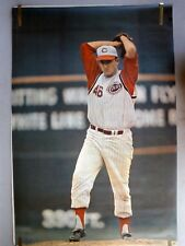 RARE JIM MALONEY REDS 1970 VINTAGE ORIGINAL SPORTS ILLUSTRATED SI POSTER