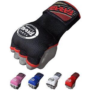 Farabi Hybrid Inner Boxing Gloves  Pair Punching Boxing MMA Muay Thai Gym Gloves