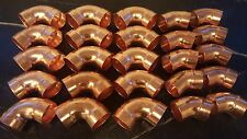 """1-1/4"""" Nibco Copper DWV fittings New  56 Fittings"""