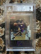 2000-01 Ultimate Victory #72 Kobe Bryant Lakers HOF Beckett 9 Mint