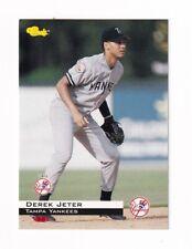 1994 Classic (Tampa Yankees)  #60 Derek Jeter SCARCE & SWEET!