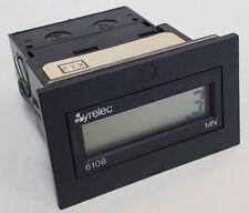 Syrelec Digital Panel Meter Minute Timer - 6018-3M