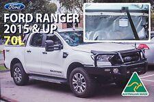 Hanging water bladder tank(70  Ltrs) for new model Ford Ranger FR70H