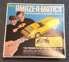 Vintage HASBRO AMAZE A MATICS CHRYSLER CHARGER III in BOX 1969 SHARP!
