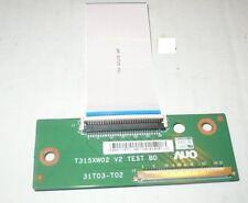 INSIGNIA NS32E740A12  TV MSC BOARD   T315XW02 V2 / 31T03-T02