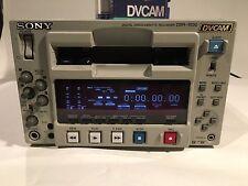 Sony DSR-1500 DVCAM Digital Video Editing Deck Player Recorder