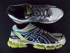 Mens Asics Gel Nimbus 15 shoes sneakers runners black new 14 Medium