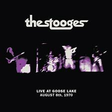 STOOGES-LIVE AT GOOSE LAKE: AUGUST 8TH 1970 (US IMPORT) CD NEW
