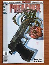 Preacher #51 1st Print Garth Ennis AMC TV Vertigo DC VFNM 1st app. 100 BULLETS