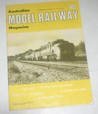 NMRA   Australian Model Railway Magazine -December 1981 Vol 10 #6