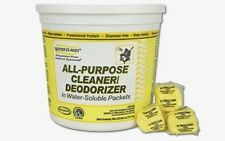 10 Water Soluable Stern'S All Purpose Cleaner/Deodorizer Lemon Scented 2-4 Gal