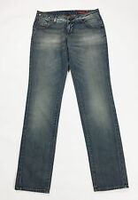 Miss sixty eden jeans W30 tg 44 usato slim gamba stretta slim blu donna T1745