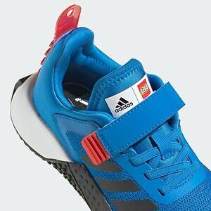 adidas X LEGO Sport Shoes Kids Blue Trainers. FX2870