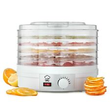 Premi 5 Tier Electrical Food Dehydrator Machine With Thermostatic Control