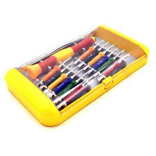 14 Pc Reparación desmontar Herramientas Pry Set Kit De Destornillador Para Iphone 5s/4s Macbook