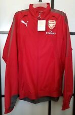Puma Arsenal Fly Emirates AFC Soccer Stadium Vent Thermo-R Jacket Men's Size XL