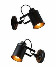 Industrial Light Vintage pendant Adjustabe Spotlights LED Lamp Bedroom Studio