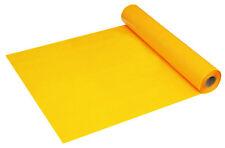 Yellow plastic polythene Sheet - vapour barrier foil 100m2