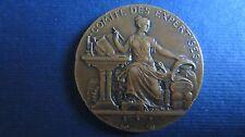 MEDALLA BRONCE FRANCIA 1822 COMITE DEL Expertises (198)
