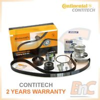# CONTITECH DOLZ HEAVY DUTY TIMING BELT KIT & WATER PUMP OPEL ASTRA G 1.4 1.6
