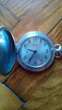 orologio da tasca russo Molnija - russian pocket watch