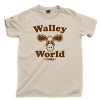Walley World T Shirt Marty Moose Clark Griswold National Lampoons Vacation Tee