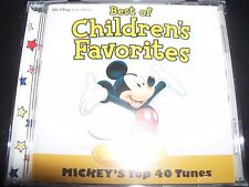 Disney (Walt Disney) - Best of Children's Favorites: Mickey's Top 40 CD