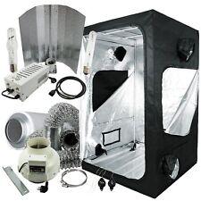Komplettset Grow-box 120x120x200cm 600W NDL Hortigea Wuchs Blüte Prima Klima Set