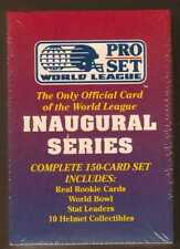 Pro Set World League Inaugural Series Factory Set of 150 Trading Cards - Sealed