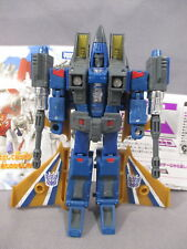 "Transformers Henkei ""DIRGE"" G1 Classics 100% complete C9 shape Takara"
