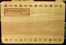 Personalised Star Wars Themed Chopping Board Kitchen Housewarming Birthday Gift