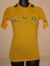 South Africa Home Shirt 2011-2012 small men's  #1140