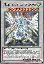 YU-GI-OH CARD: MAJESTIC STAR DRAGON-RARA-dp10-en017 1st Edition