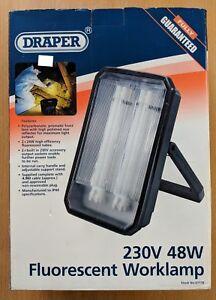 Draper 07178 230v 48w Fluorescent Worklamp