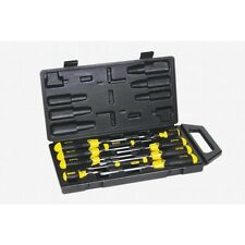 Stanley 10 Pieces Cushion Grip Screwdrivers 65005