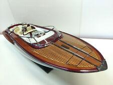 Riva - Rivarama - bateau bois - 92 cm