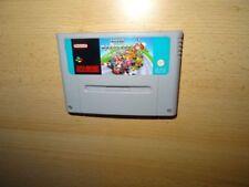 Jeux vidéo Street Fighter nintendo PAL