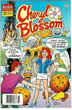 "Cheryl Blossom #6 (1997) Fn/Vf Dan DeCarlo Cover ""Newsstand"" - Retail"