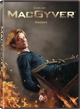 Macgyver 2016 Tv Series Complete Season 4 New Sealed Dvd
