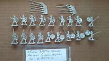 15mm  Battle Honors   Ancient Greek Generic  Hoplites
