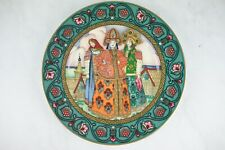Villeroy&Boch The Russian Fairy Tales Plate Vassilissa and her Stepsisters