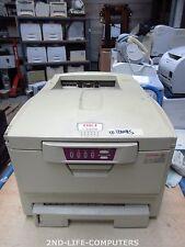 OKI C3100 Color LED A4 USB Laserdrucker Laser Printer 600x1200dpi - EXCL TONERS