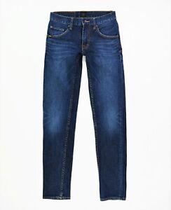 TIGER OF SWEDEN Style: Iggy Progr: Duce Slim Fit Dark Blue Men's Jeans W28 L32